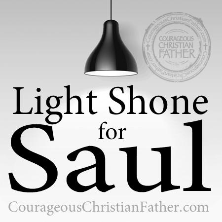 Light Shone for Saul