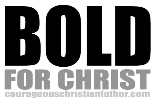 Bold For Christ