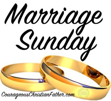 Marriage Sunday