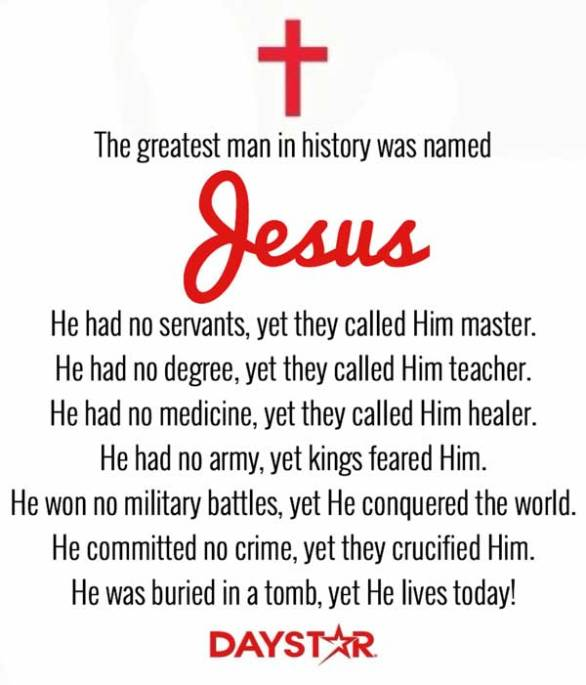 The Greatest Name - Jesus
