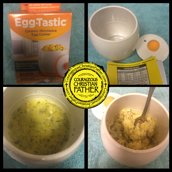 Egg-Tastic Ceramic Microwave Egg Cooker Review
