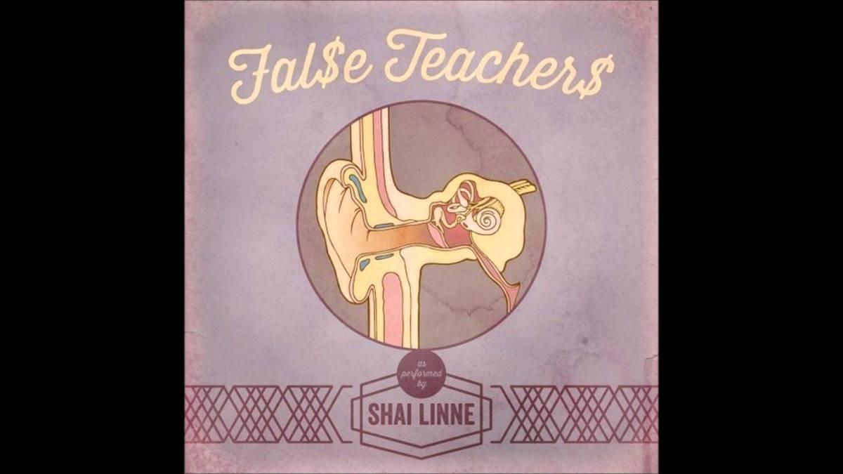 False Teachers (Fal$e Teacher$) by Shai Linne