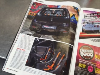 Performance Vauxhall Magazine