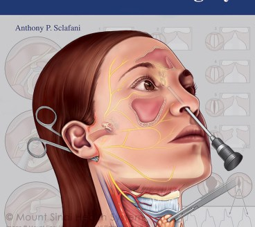 Total Otolaryngology Textbook Cover Illustration