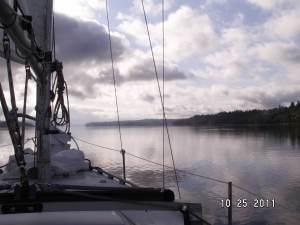 puget sound sailing