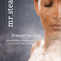 Mr. Steam Steamtherapy - BlogTour Sponsor