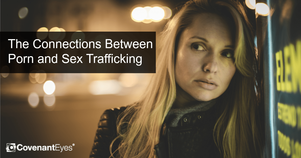 connections between porn and trafficking