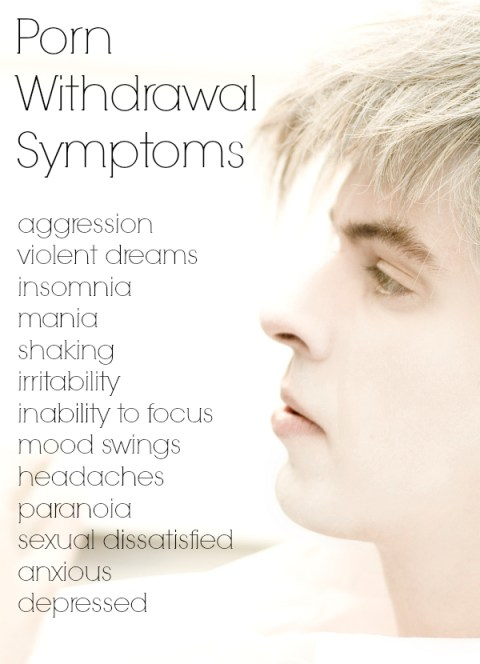 sex withdrawal symptoms