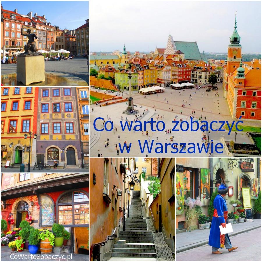 Co warto zobaczyć w Warszawie
