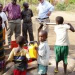 Handpump: Chanzuru Village, Kilosa district, 2004