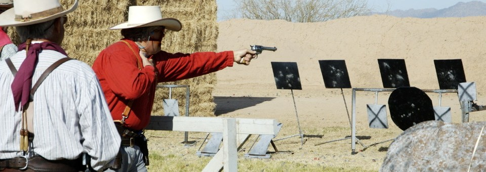 Cowboy Action Shooting Basics – A CAS Primer
