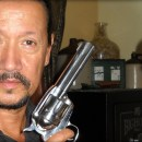 Fast Draw Champ Gil Guerra Jr, aka Cisko Master Gunfighter