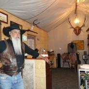Jay Redfeather and His Open Road Cowboy Retail Store