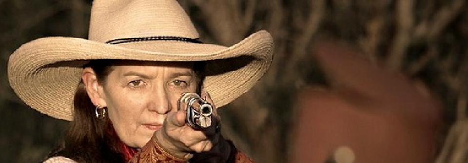 Cowboy Action Shooting Ladies' World Champion