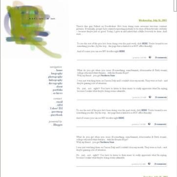 Version #7 – circa 2003