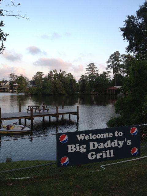 Big daddy s grill fairhope al for Fish river grill fairhope al
