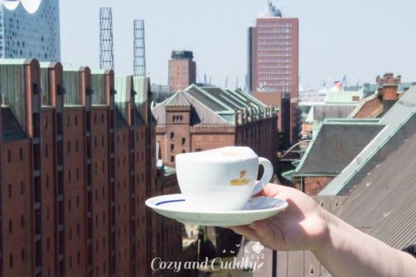 Kaffee rösten in der Speicherstadt – Ein Bloggerfrühstück mit Tchibo