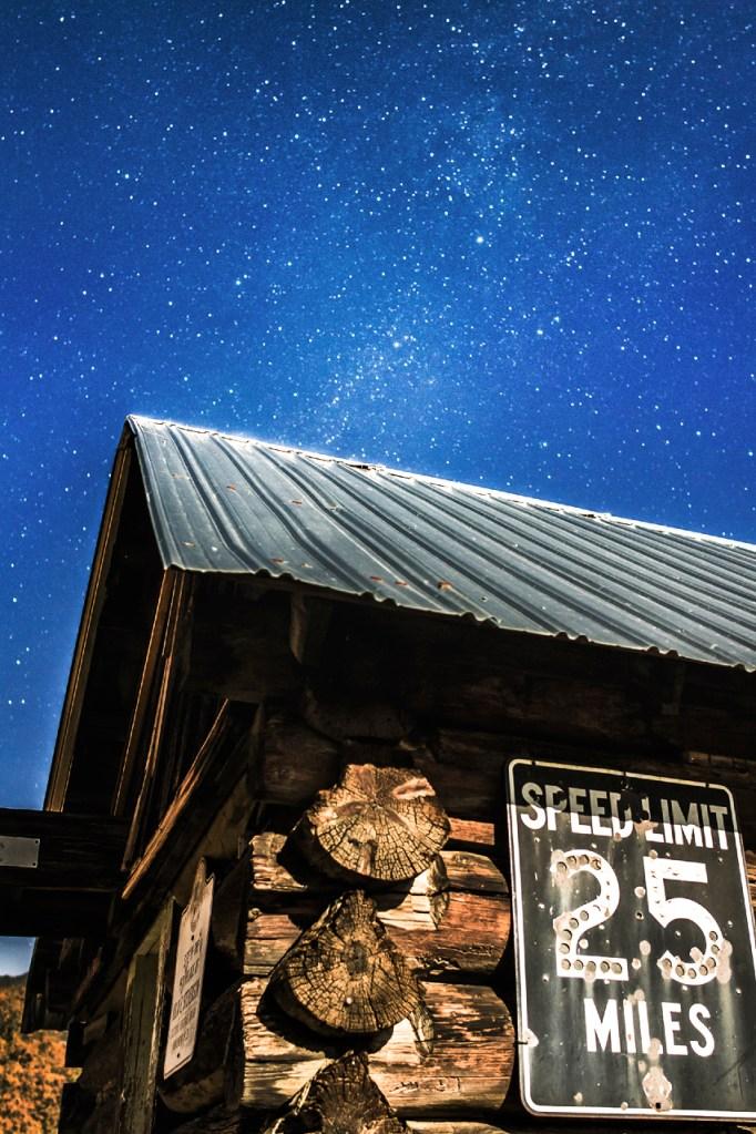 Log Cabin Sky