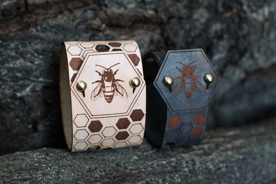 Honeybee Cuffs