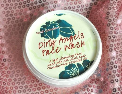 Dirty Angels Face Wash de Bomb Cosmetics - Mon Petit Quelque Chose