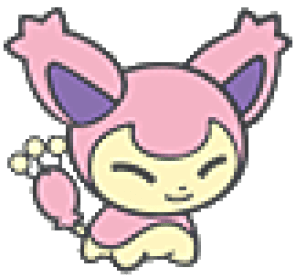 Skitty PokeDoll
