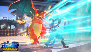 Pokkén Tournament ya se encuentra disponible para arcade en Japón