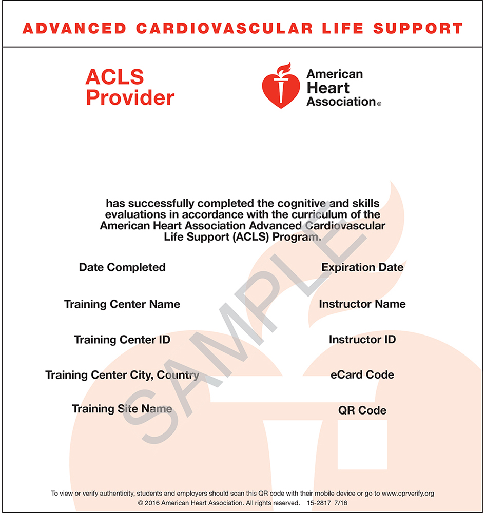 American Heart Association New Ecards