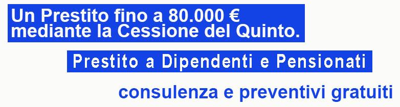 Prestito Dipendenti e Pensionati, Prestiti Pensionati INPS, Prestito in Convenzione