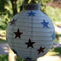 Paper Lantern Summer Party Craft