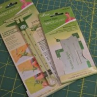 Craft Product Review: Clover Seams Right and Clover 5-in-1 Sliding Gauge (Stocking Stuffers!)