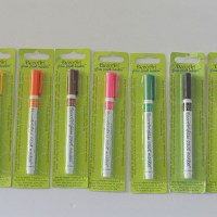 Craft Product Review:  DecoArt Glass Paint Markers