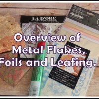 Overview of Metals Foils, Flakes and Leafing