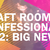 Craft Room Confessional, EP 2: Big News & stuff!