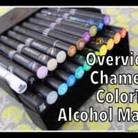 Chameleon ColorTones Alcohol Markers