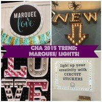 Five Top Craft Trends at CHA 2015