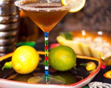 Chupacabra cocktail by Que Rica Vida