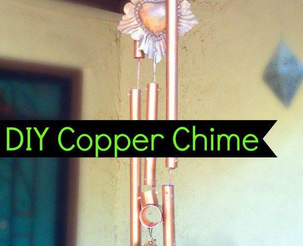 DIY-chime