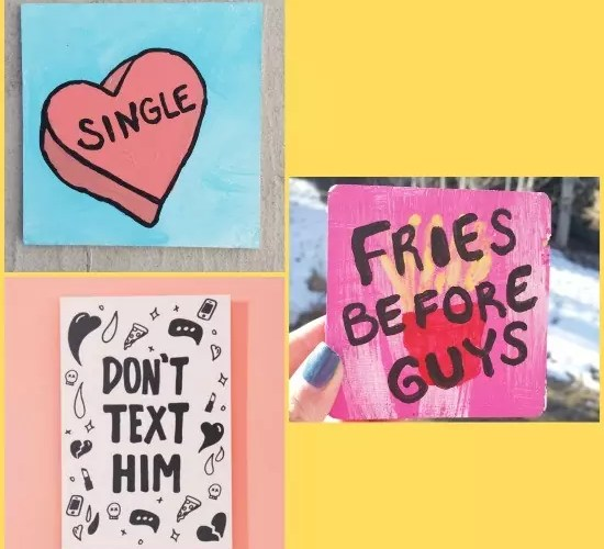 Singles Awareness Day Ideas - Crafty Chica™