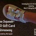 Wee Squeak Giveaway