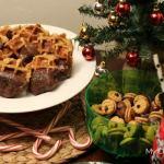 12 Days of Cookies: Chocolate Chip Waffle Dunkers & Acorn Treats #HousefulofCookies