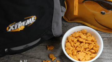 Taking the snack to the max #MyGoldfishMix