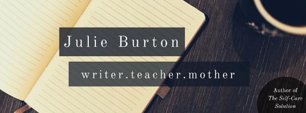 Julie-Burton-Banner-Teacher-Writer-Mother-Author 2