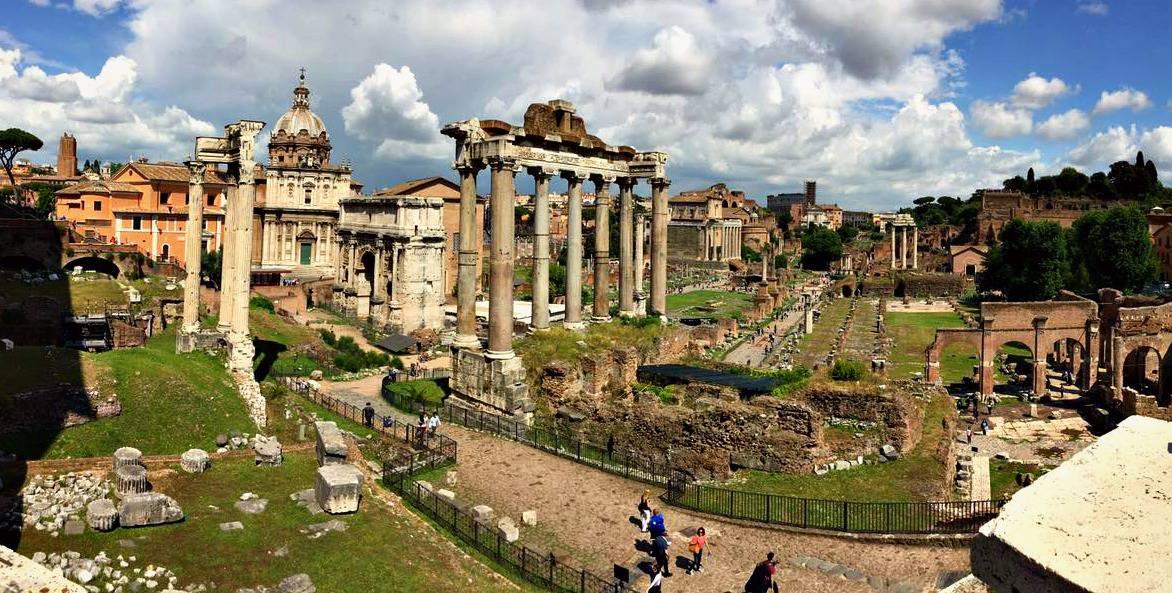 My Crazy Italian Vacation