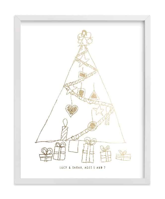 Gifts for Grandparents with Minted