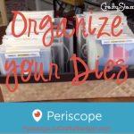 Organize your Dies-1