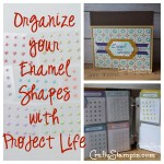 Organize your Enamel