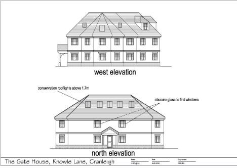 knowle lane gatehouse new flats 2
