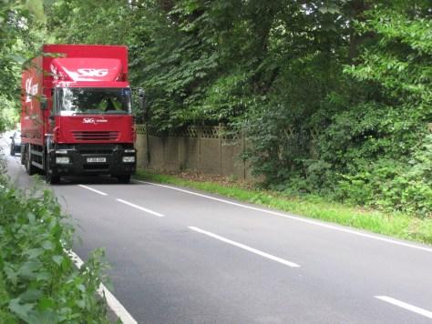 lorry-amlets-lane