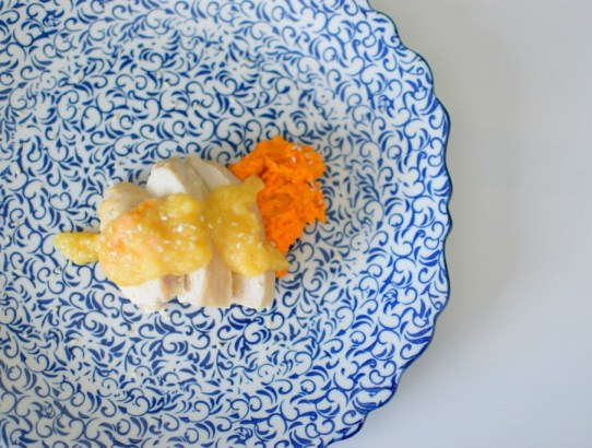 Sesame Orange Chicken and Carrots-002