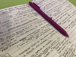 Klaviyo:BOS conference notebook